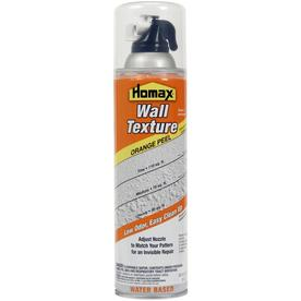 Homax 20 Oz White Orange L Wall Texture