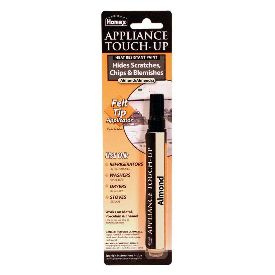 Homax 1 Oz Almond Liance Touch Up Paint