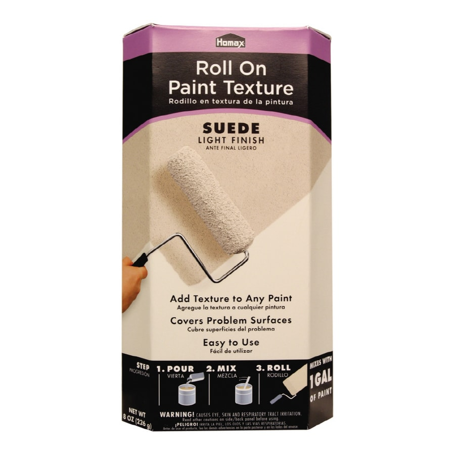 Homax 8 OZ. Suede Roll-On Texture
