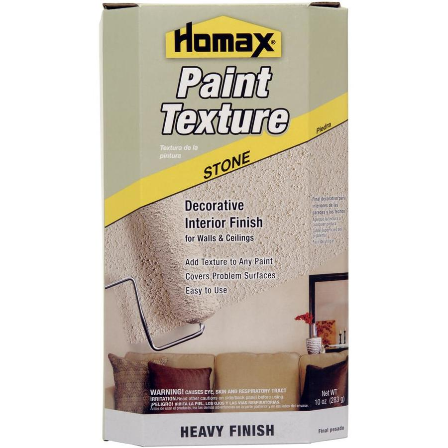 Shop Homax Paint Texture Additives Actual Net Contents 10 fl oz