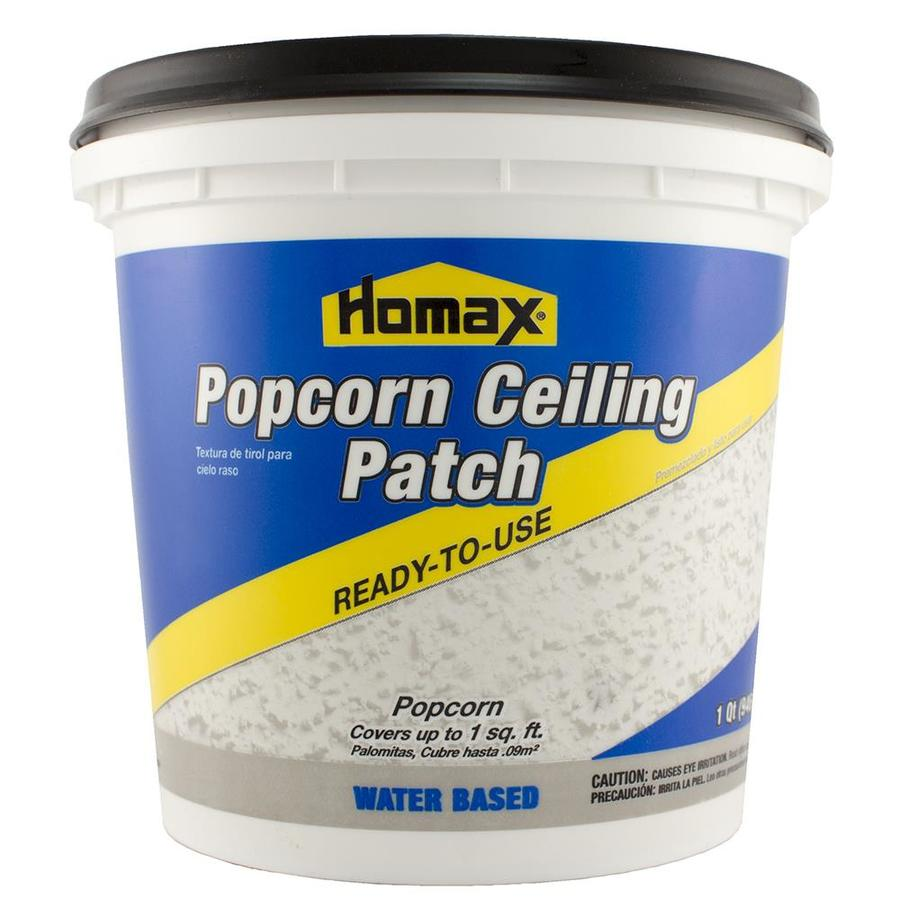 Quart Ready To Use Popcorn Ceiling