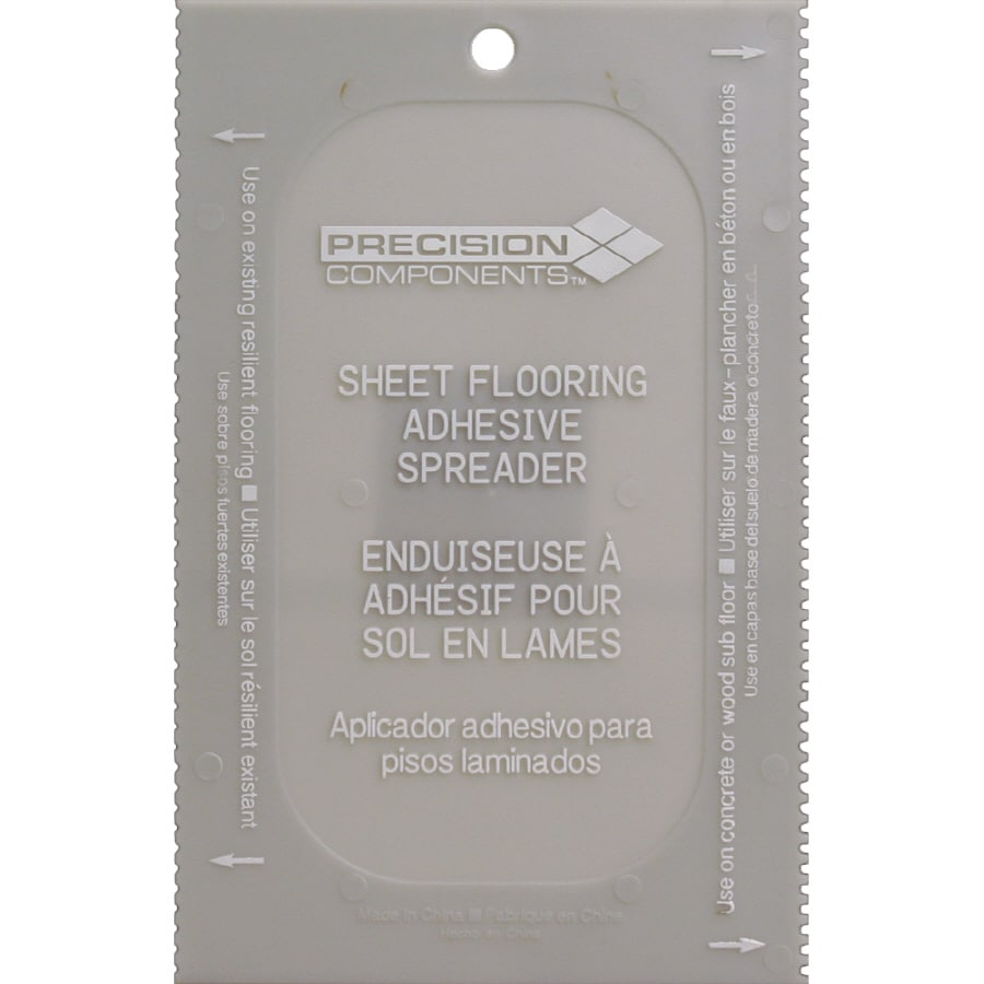 Precision Components Flooring Adhesive Spreader