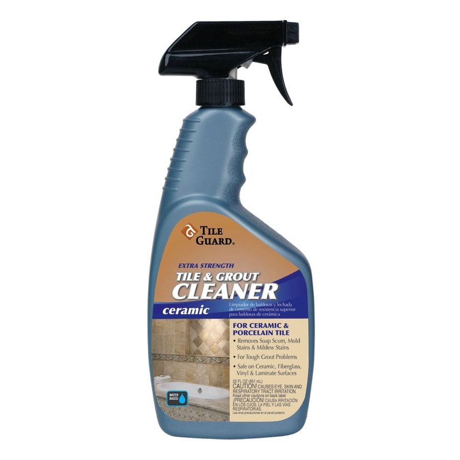 Tile Guard 22 Oz. Extra-Strength Tile and Grout Cleaner