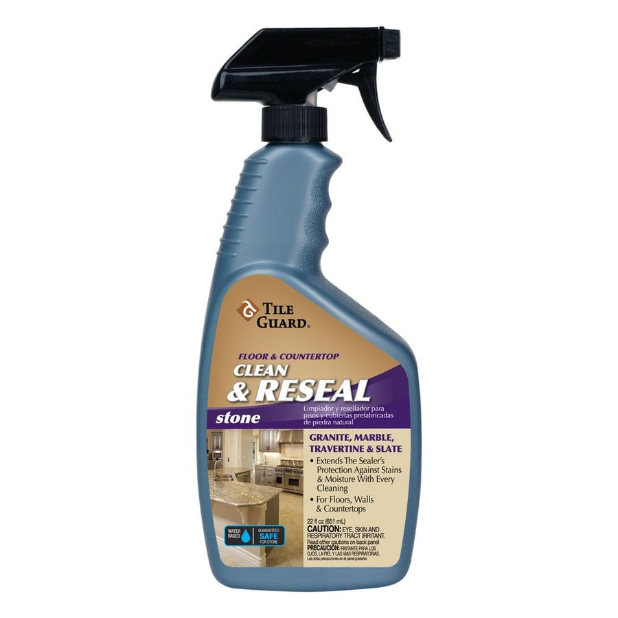 Tile Guard 22 Oz Natural Stone Cleaner And Sealer