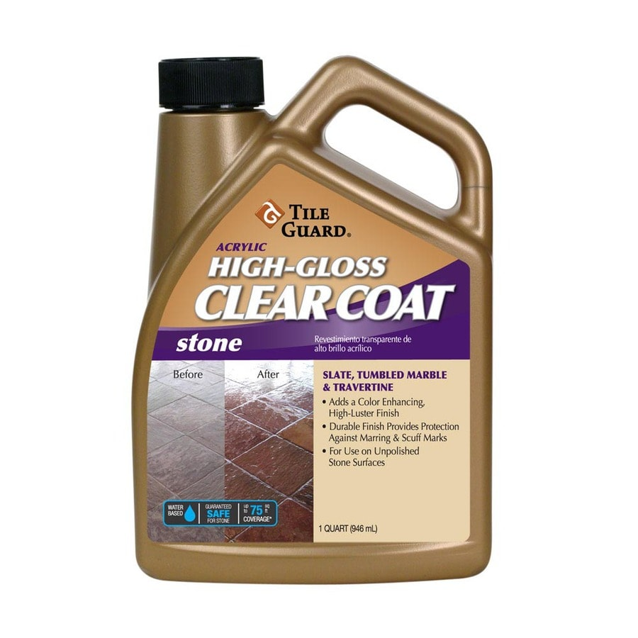Tile Guard 32-oz Acrylic High-Gloss Floor Finish