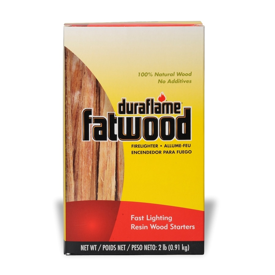 Duraflame 12-Pack 0.86-cu in Fatwood Firelighter