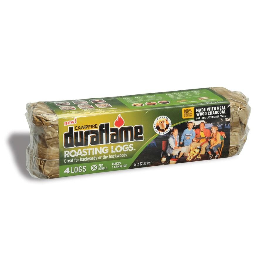 Duraflame 4-Pack 5-lb Fire Logs