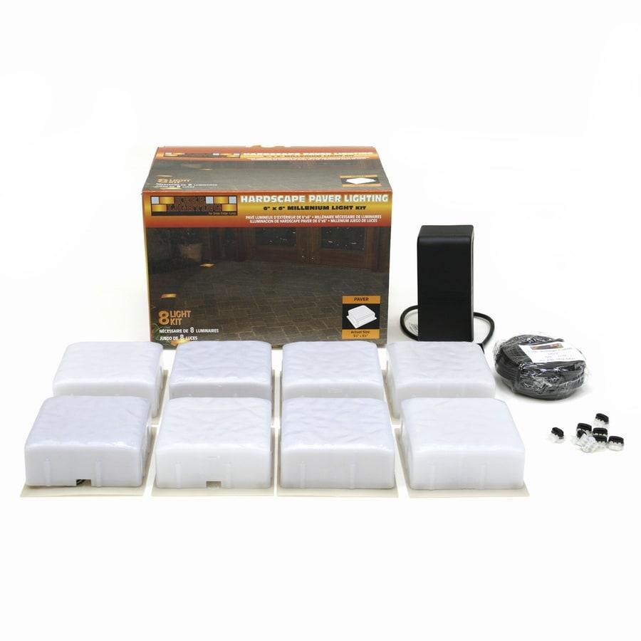 Kerr Lighting Tan Path Light Kit
