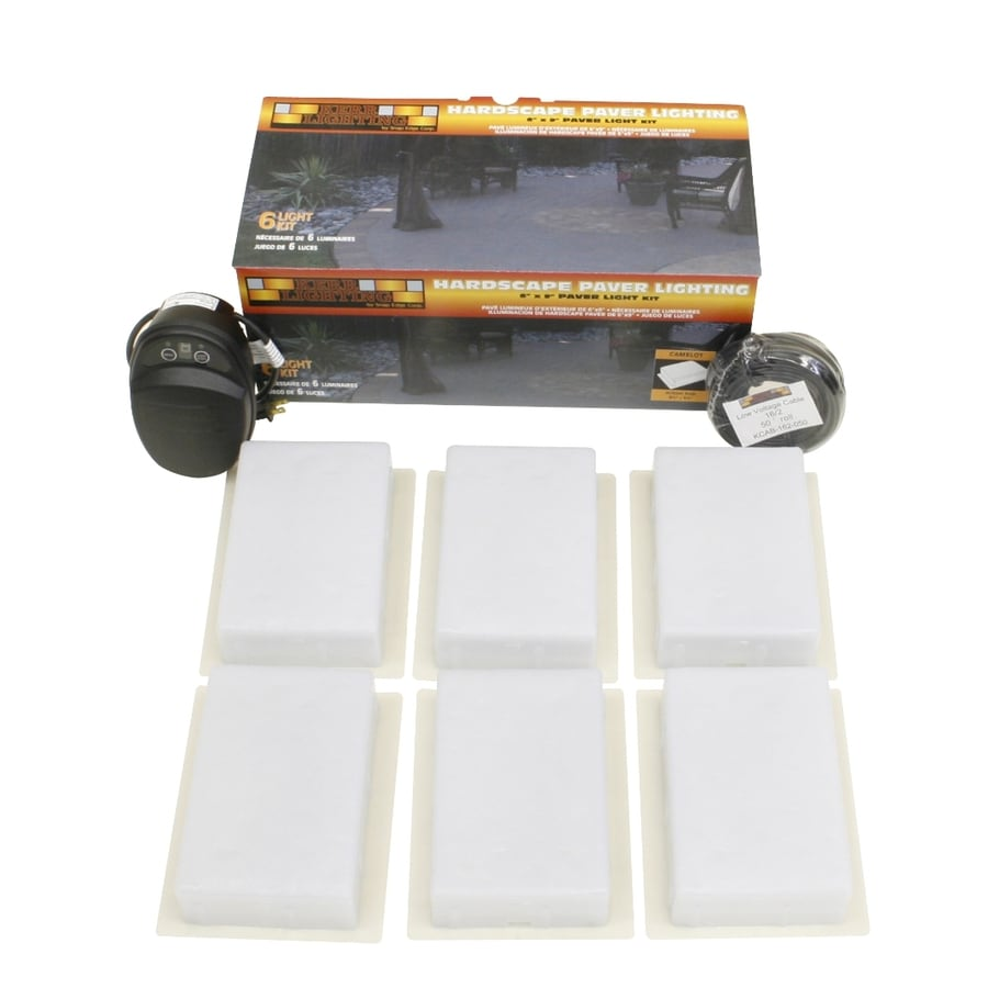 Kerr Lighting Gray Path Light Kit