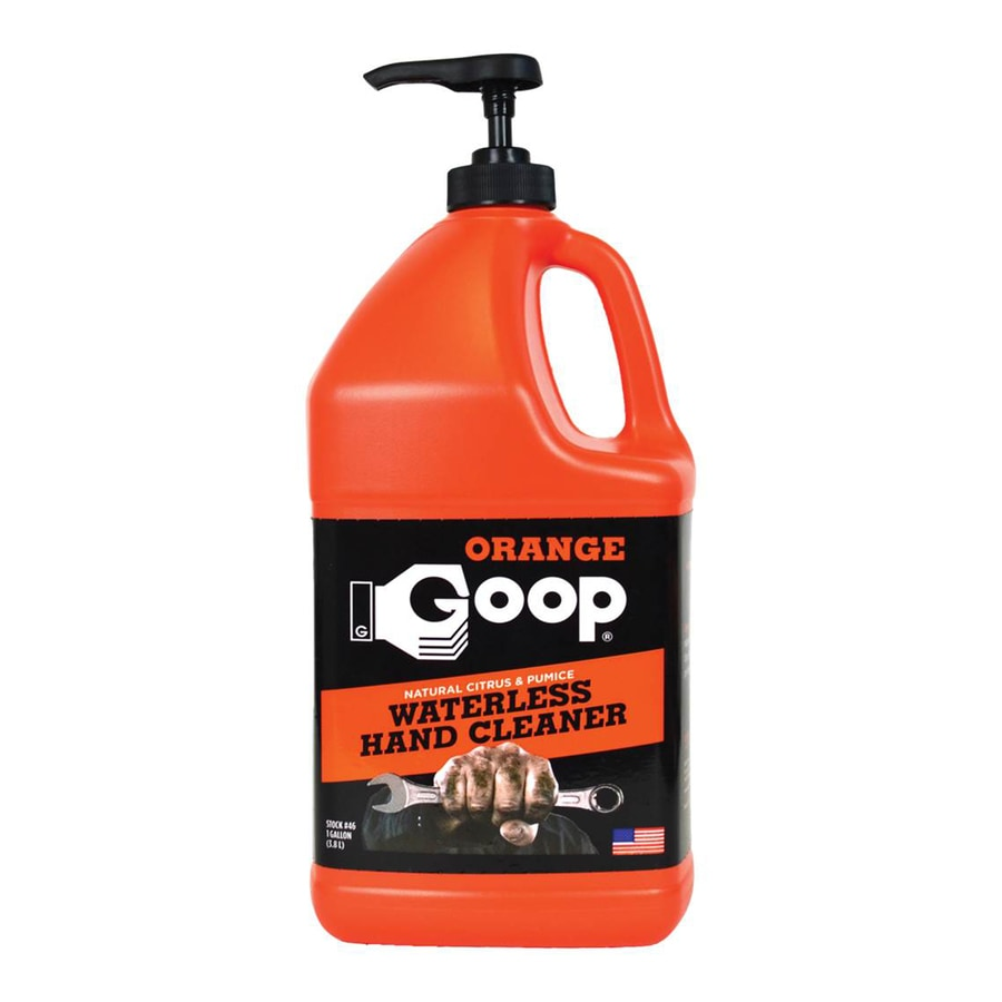 Goop 128-oz Orange Hand Soap