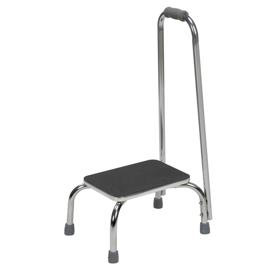 Shop Dmi 1 Step 250 Lb Steel Step Stool At Lowes Com
