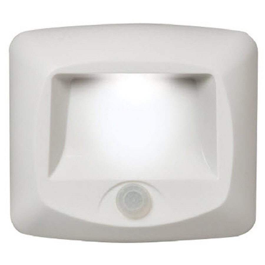 HealthSmart Safestep 120-Degree LED Security Motion Detector