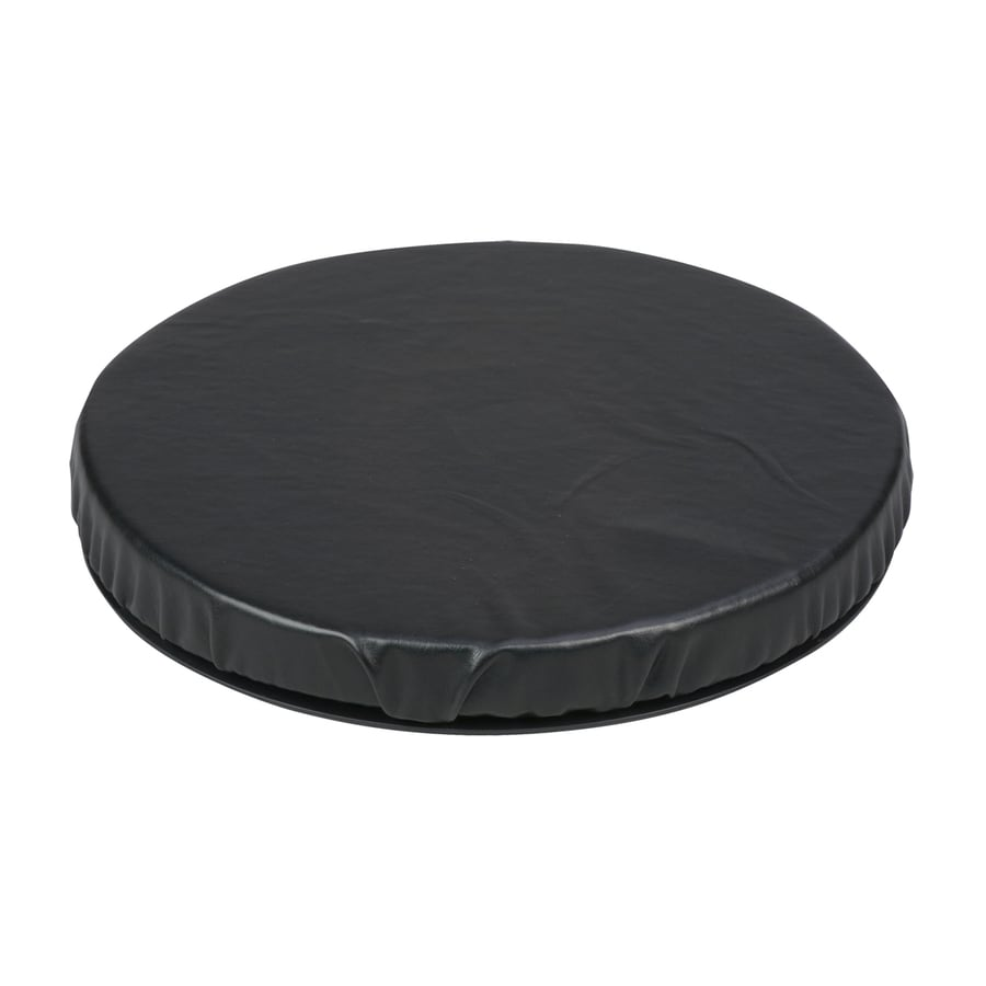 HealthSmart 15-in x 15-in Foam Round Coccyx Cushion