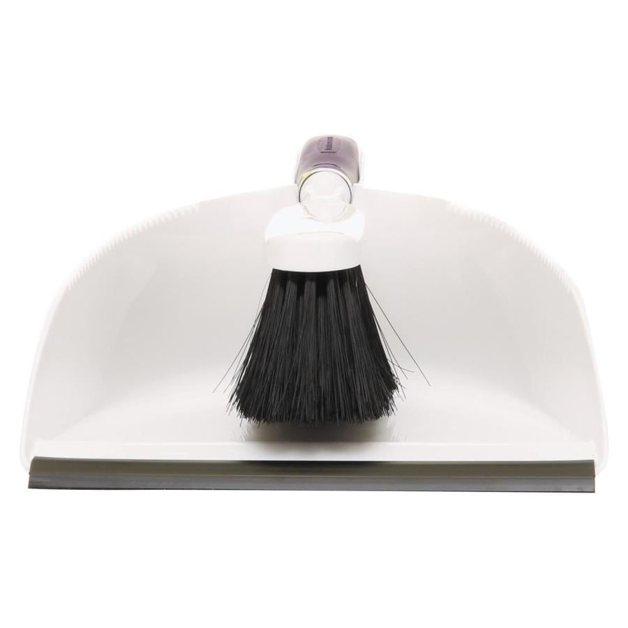 Rubbermaid Commercial Products Plastic Handheld Dustpan with Brush