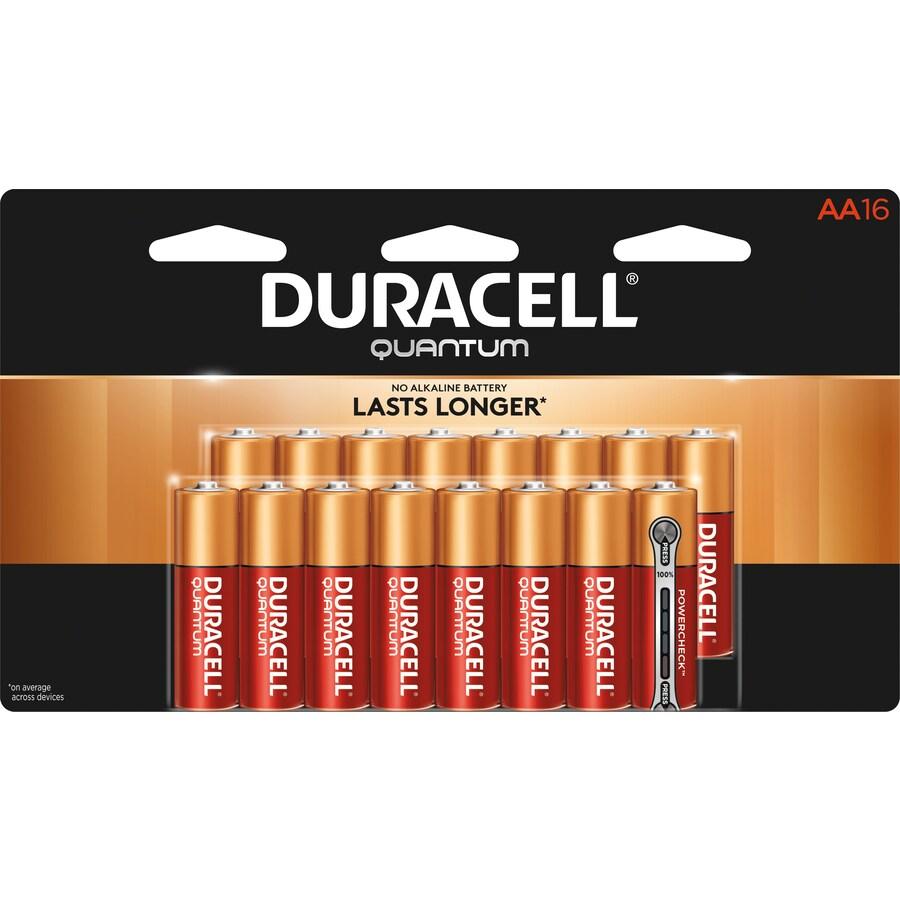 Duracell 16-Pack AA Alkaline Battery