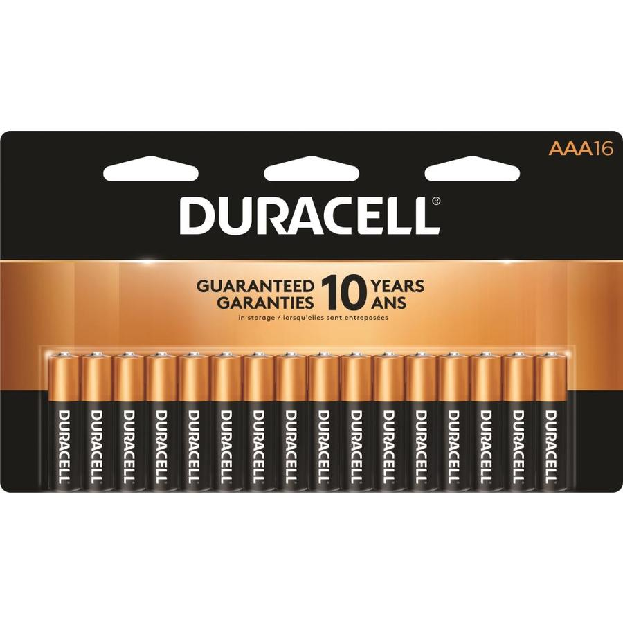 Duracell 16-Pack AAA Alkaline Battery