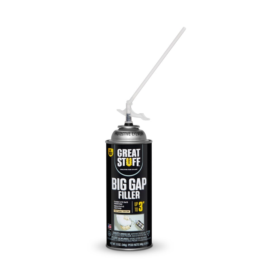 Dow GREAT STUFF Big Gap Filler 12-oz Spray Foam Insulation