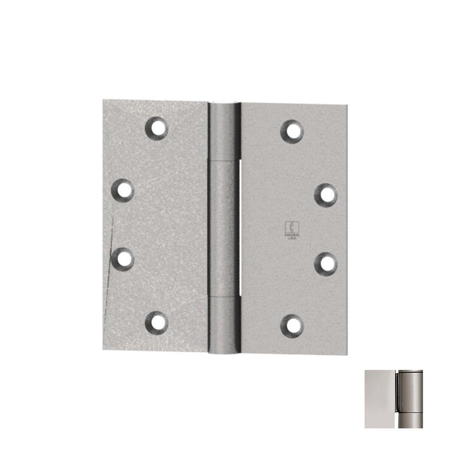 Hager 4.5-in H Polished Chrome Radius Interior Concealed Door Hinge