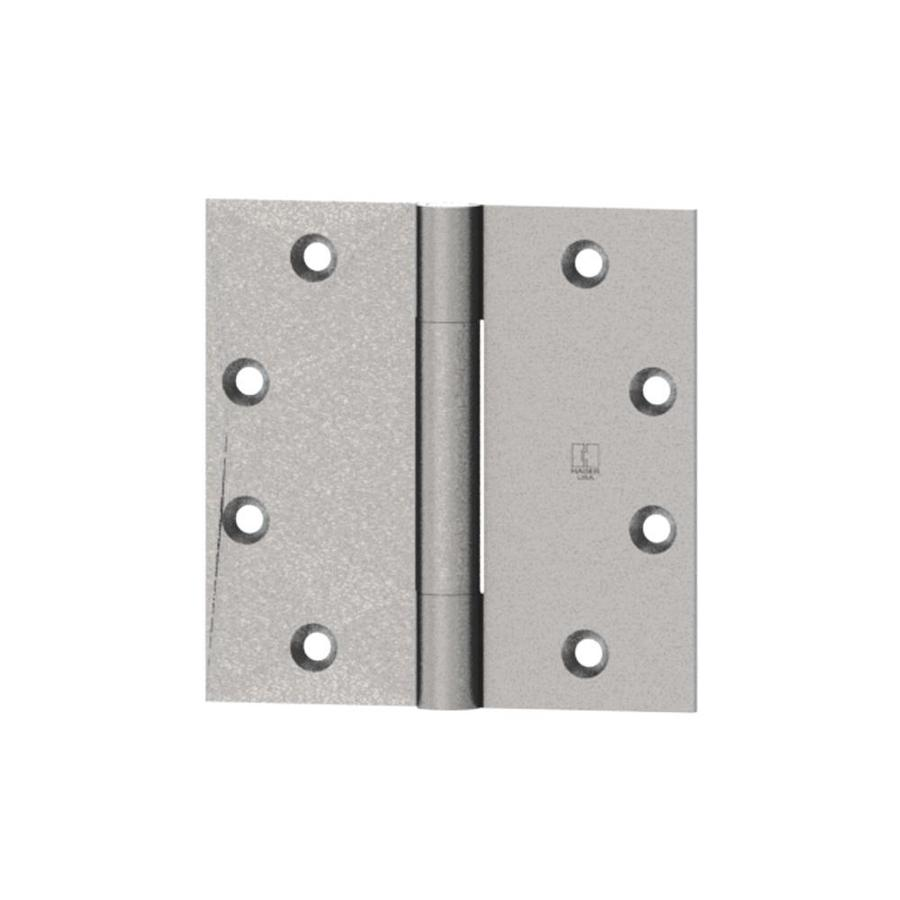 Hager 4.5000-in H Satin Chrome Radius Interior Concealed Door Hinge
