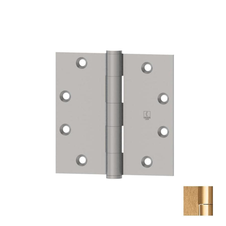 Hager Satin Bronze Door Hinge