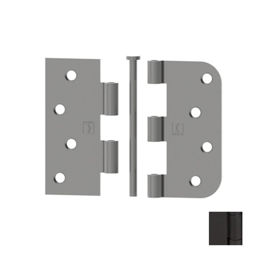 Hager Oil-Rubbed Bronze Door Hinge