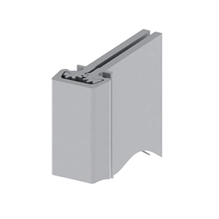 Hager 780 83-in H Clear Radius Interior/Exterior Piano/Continuous Door Hinge