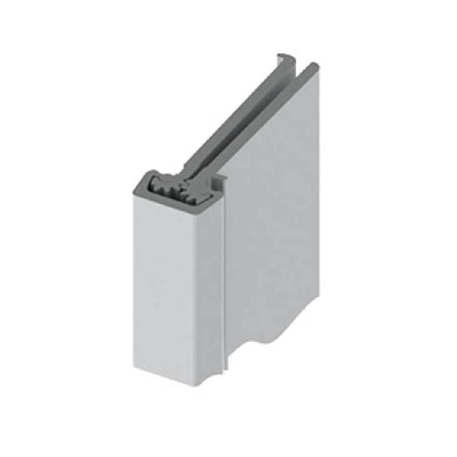 Hager 780 83-in H Clear Radius Interior/Exterior Piano/Continuous Door Hinge