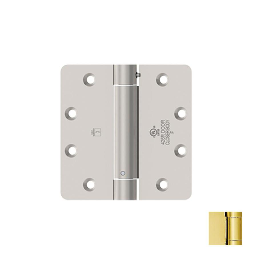 Hager Polished Brass Door Hinge