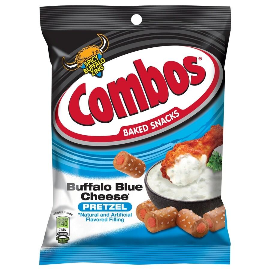 Mars 6.25-oz Combos Buffalo Blue Cheese Baked Snacks