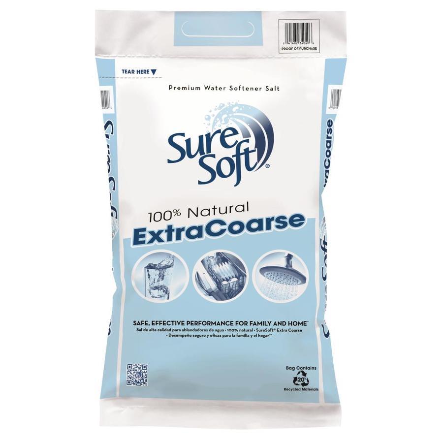 SureSoft 40-lb Salt Solar Crystals