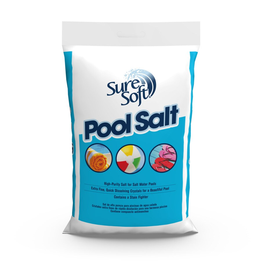 SureSoft 40 Lbs.-Lb Pool Salt