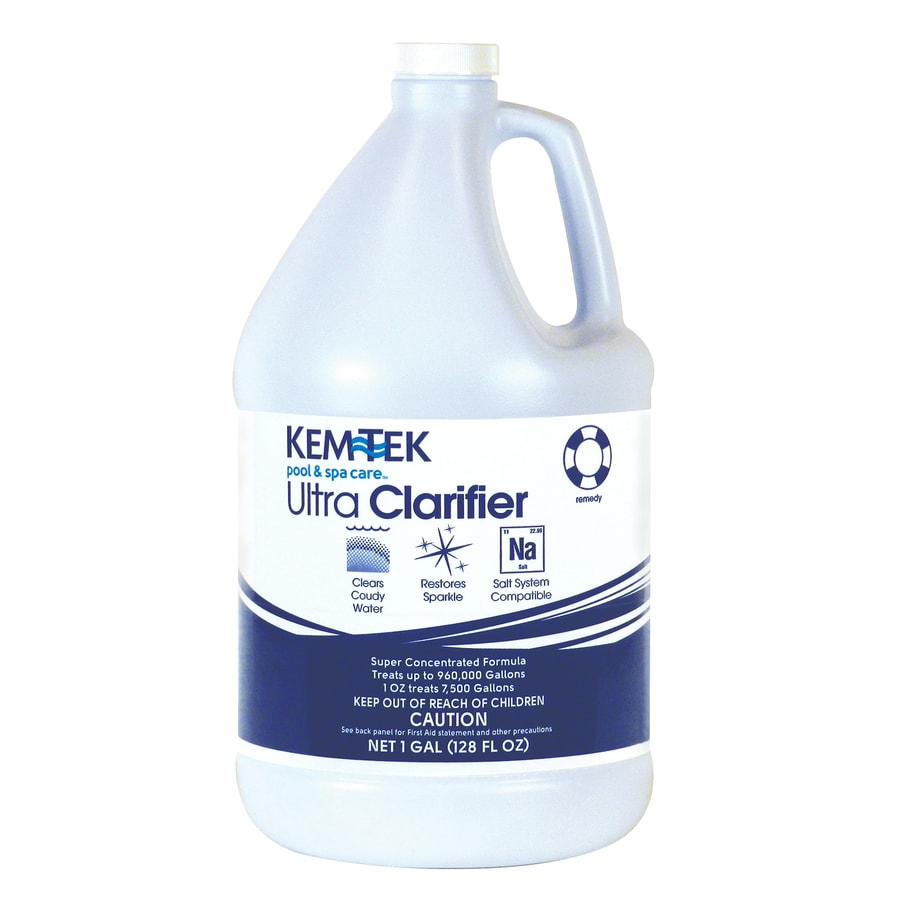 Kem-Tek 128-oz Pool Water Clarifier