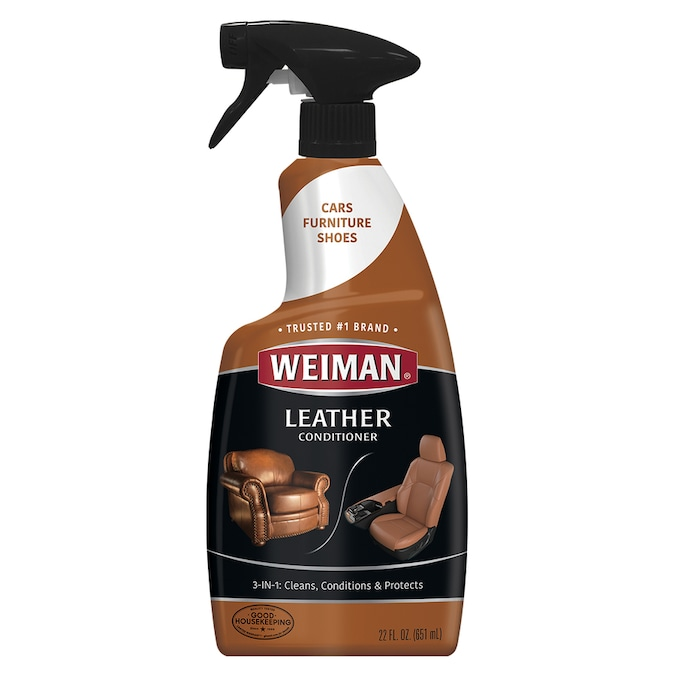 Weiman Products 22 Fl Oz Fabric And Upholstery Cleaner In The