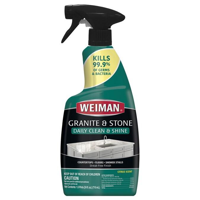Weiman Products 24 Fl Oz Granite