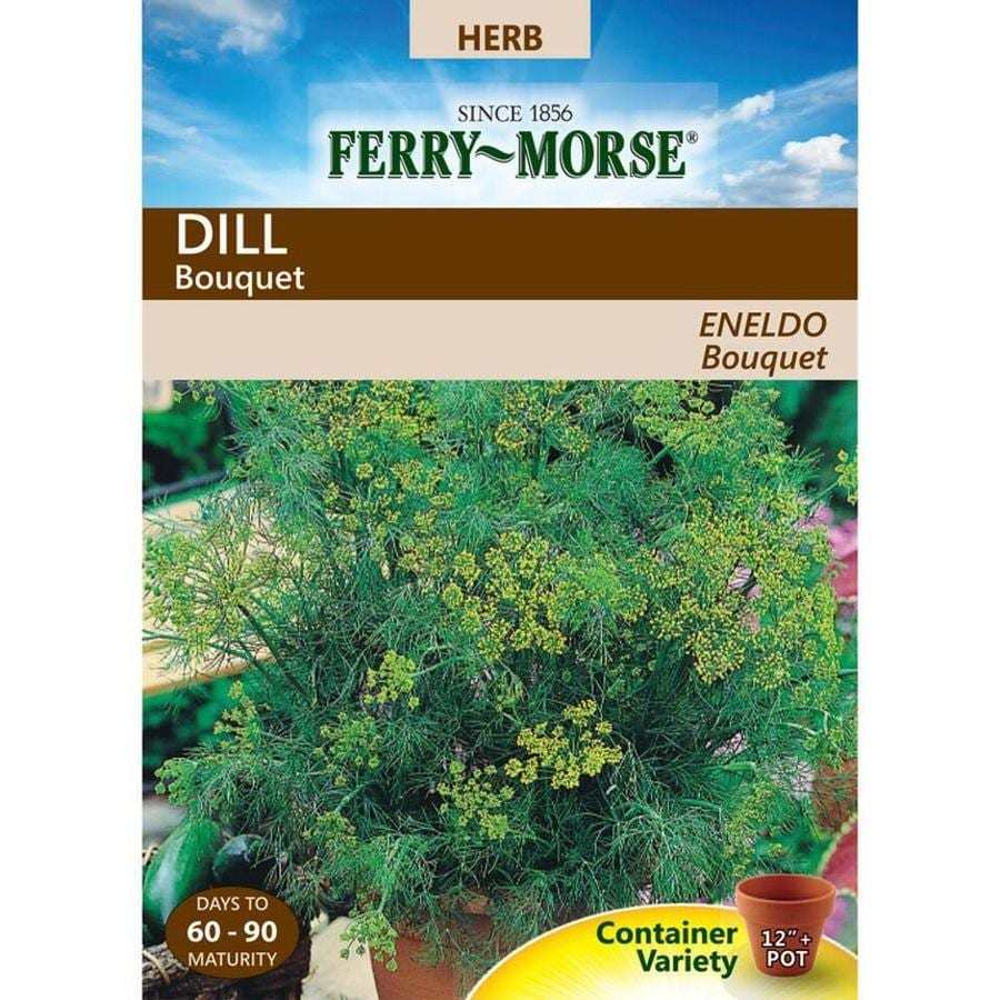 Ferry-Morse 750-mg Dill Bouquet (L0000)