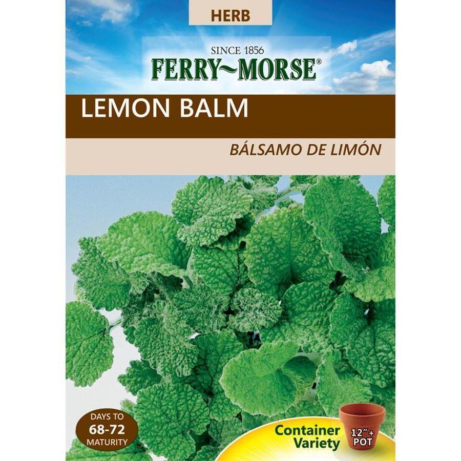 Ferry-Morse 300-mg Lemon Balm (L0000)