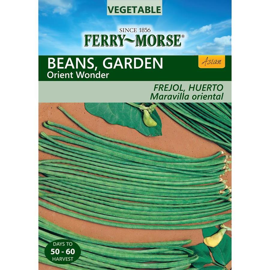 Ferry-Morse 2.5-Grams Bean Orient Wonder (L0000)