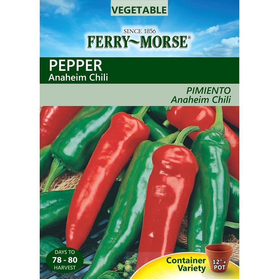 Ferry-Morse 700-mg Pepper Anaheim Chili Vegetable (L0000)