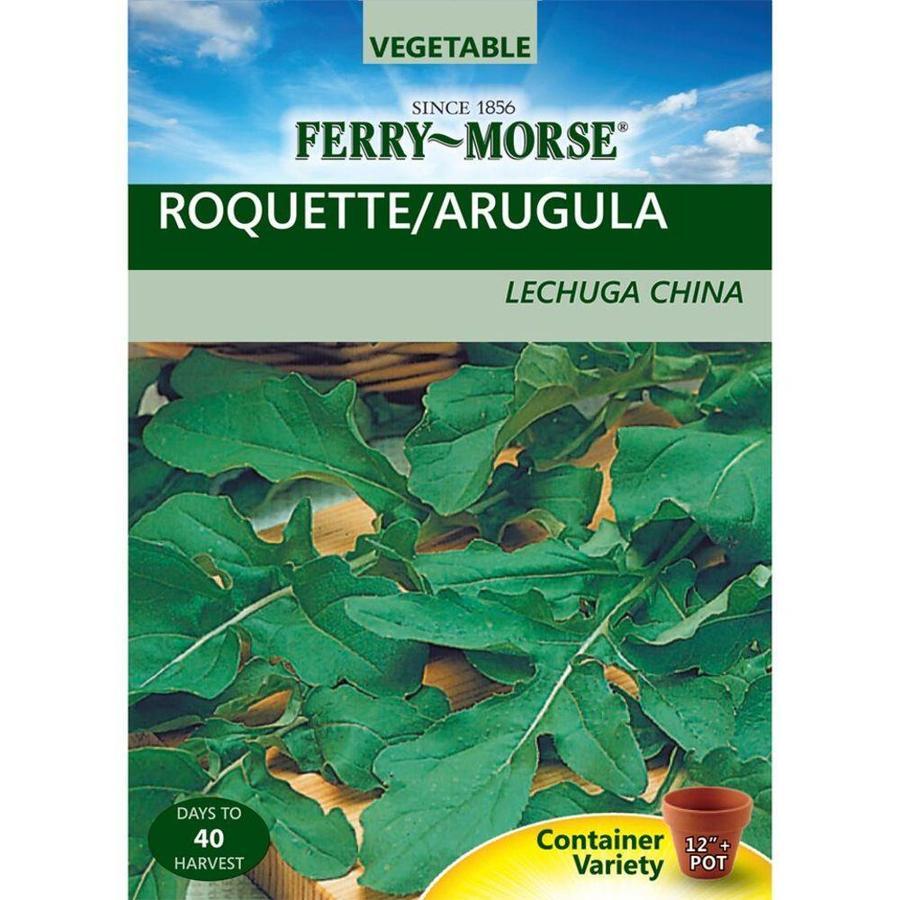 Ferry-Morse 900-mg Roquette Arugula (L0000)