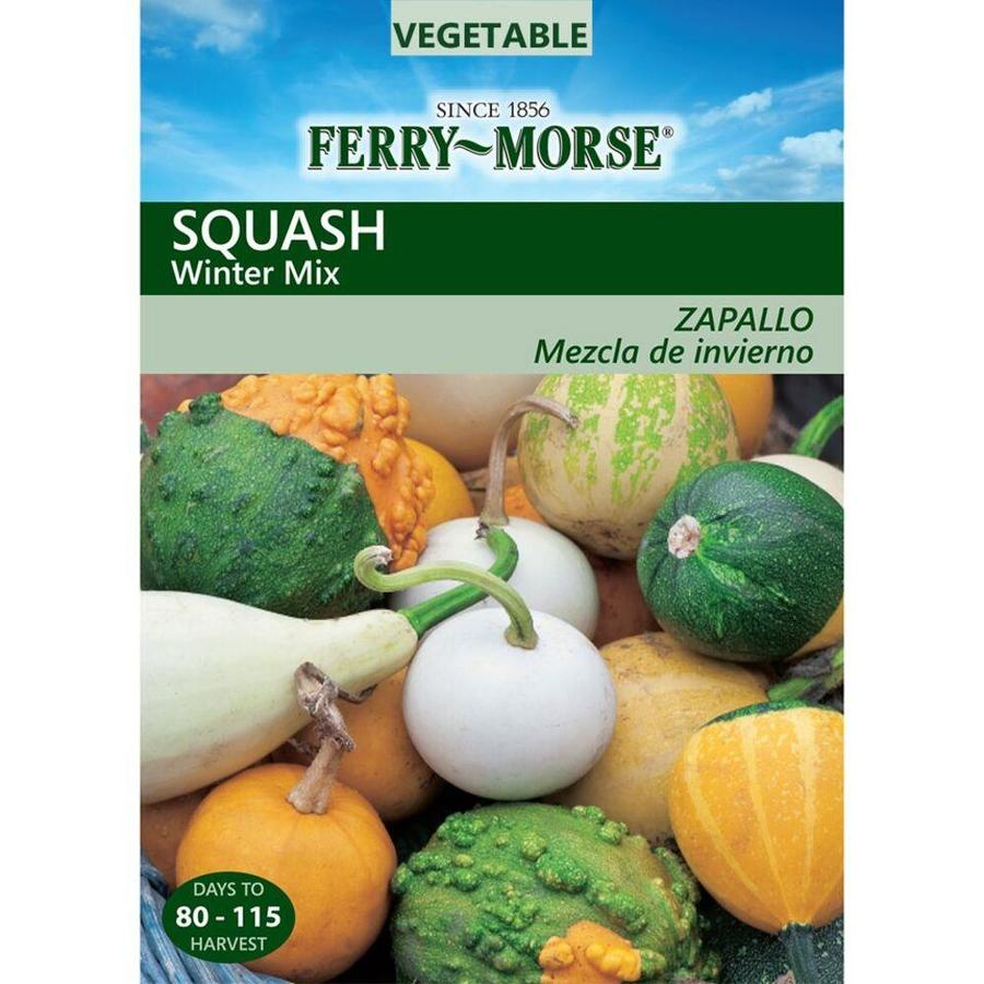 Ferry-Morse 3.5 Gram(S) Squash Winter Mix (L0000)