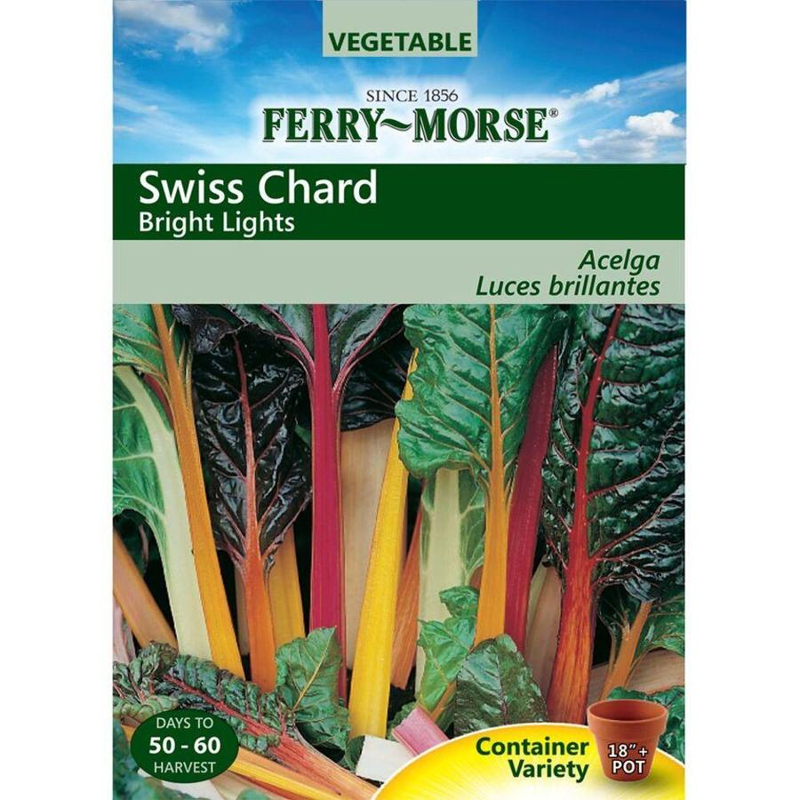 Ferry-Morse 3 Gram(S) Swiss Chard Bright Lights (L0000)
