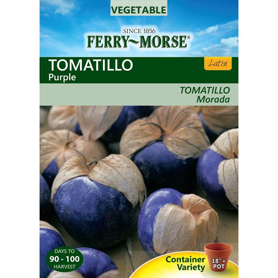 Ferry-Morse 2500-mg Tomatillo Purple (L0000)