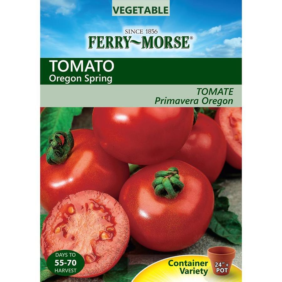 Ferry-Morse 100-mg Tomato Oregon Spring (L0000)
