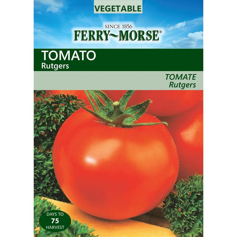 Ferry-Morse 700-mg Tomato Rutgers (L0000)