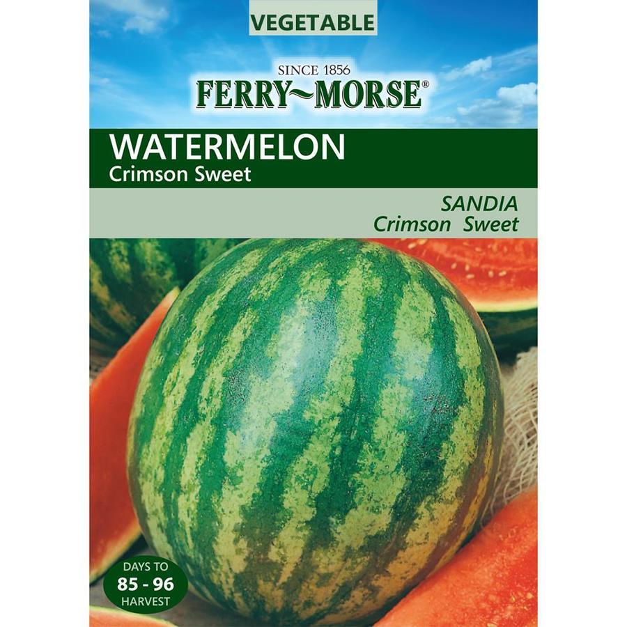 Ferry-Morse 2.5 Gram(S) Watermelon Crimson Sweet (L0000)