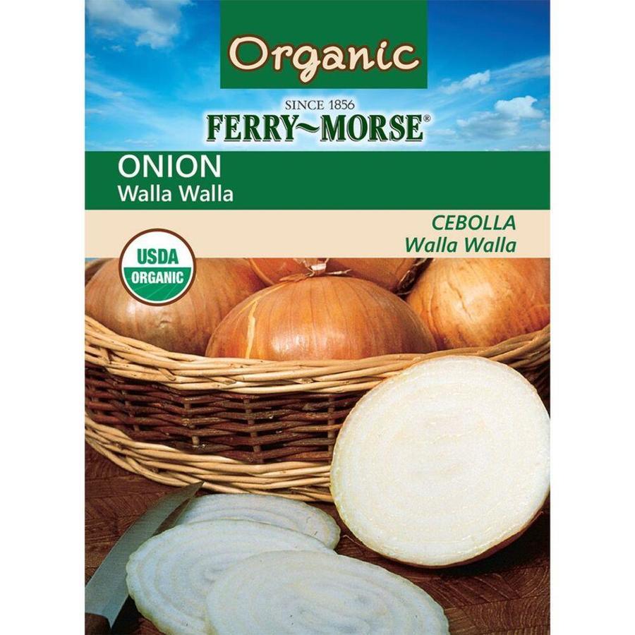 Ferry-Morse Organic Onion Walla