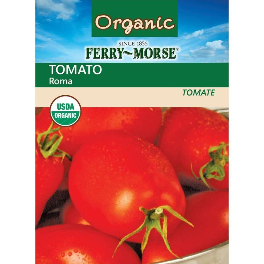 Ferry-Morse 650 Milligram(S) Organic Tomato Roma (L0000)