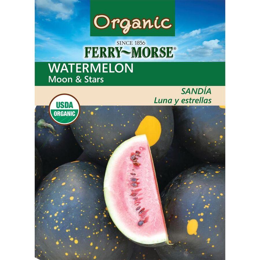 Ferry-Morse 2 Gram(S) Organic Watermelon Moon & Stars (L0000)