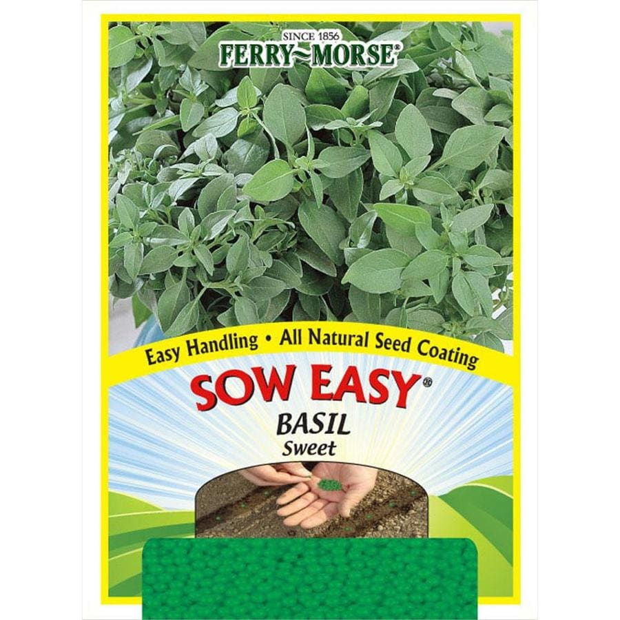 Ferry-Morse Sow Easy 200-Count Sow Easy Basil Sweet (L0000)