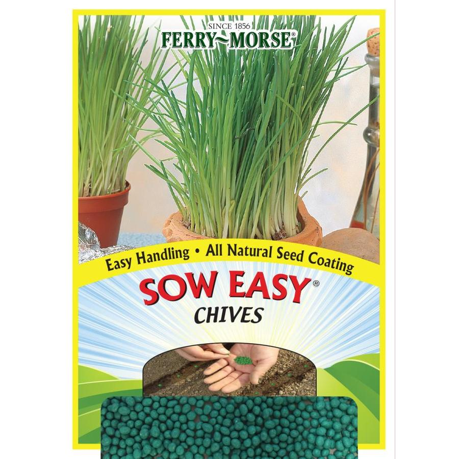 Ferry-Morse Sow Easy 200-Count Sow Easy Chives (L0000)